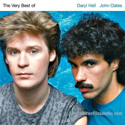 DARYL HALL JOHN OATES THE VERY BEST OF 2LP