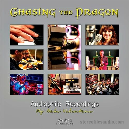 CHASING THE DRAGON AUDIOPHILE RECORDINGS 180G TEST LP