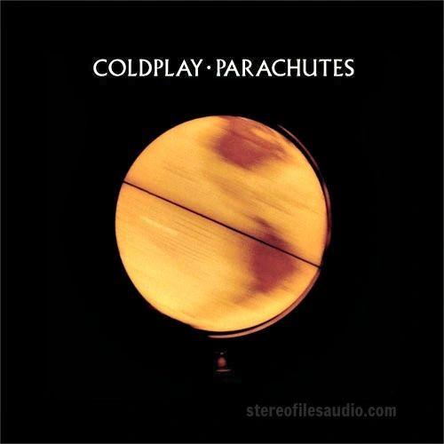 COLDPLAY PARACHUTES 180G