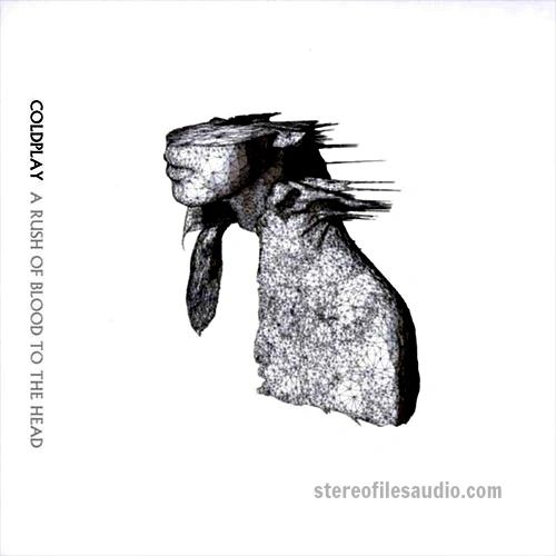 COLDPLAY A RUSH OF BLOOD TO THE HEAD 180G