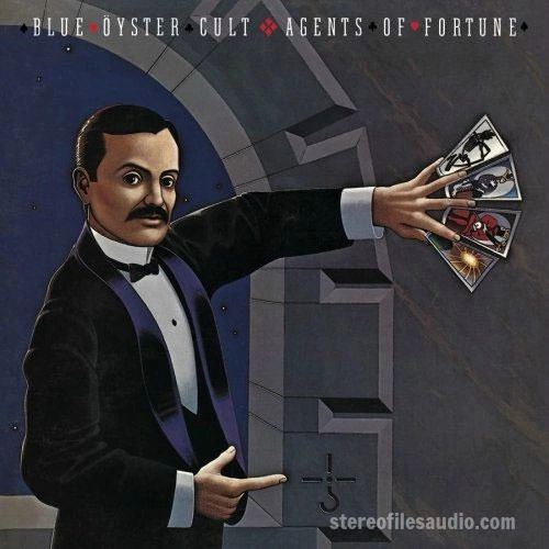 BLUE OYSTER CULT AGENTS OF FORTUNE 180G