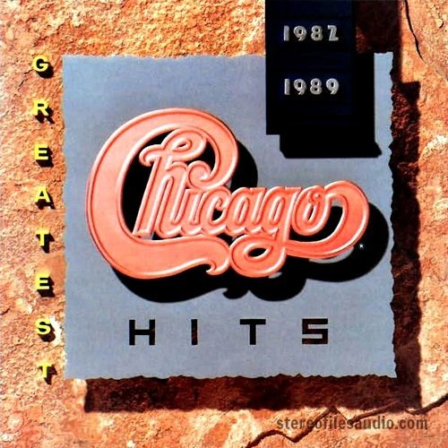 CHICAGO GREATEST HITS 1982-1989