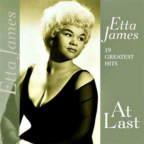 ETTA JAMES AT LAST: 19 GREATEST HITS DMM 180G