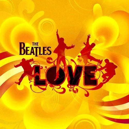 BEATLES LOVE 180G 2LP (OPTIMAL PRESSING)