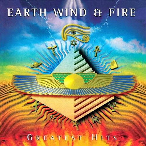 EARTH, WIND & FIRE GREATEST HITS 180G 2LP TRANSLUCENT GOLD LP