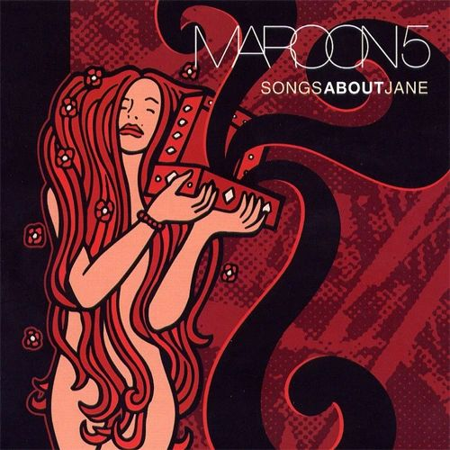 MAROON 5 SONGS ABOUT JANE 180G