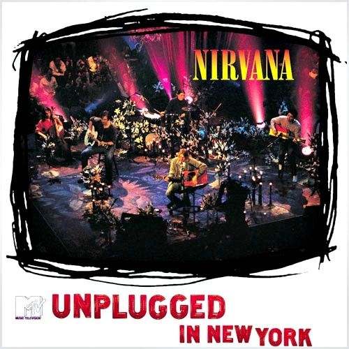 NIRVANA MTV UNPLUGGED IN NEW YORK 180G