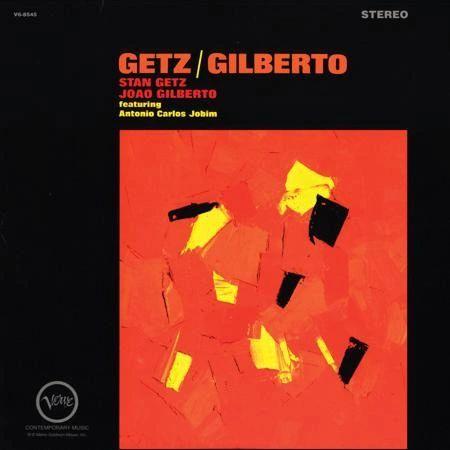 STAN GETZ & JOAO GILBERTO GETZ/GILBERTO 180G 45RPM 2LP