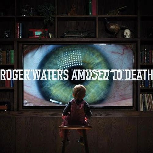 ROGER WATERS AMUSED TO DEATH 200G 2LP
