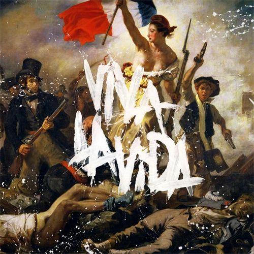 COLDPLAY VIVA LA VIDA OR DEATH & ALL HIS FRIENDS 180G