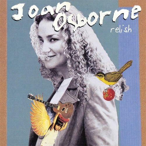 JOAN OSBORNE RELISH 2LP