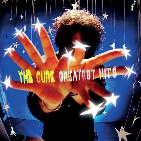THE CURE GREATEST HITS 180G 2LP