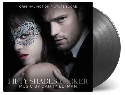 FIFTY SHADES DARKER ORIGINAL MOTION PICTURE SCORE 180G GRAY LP