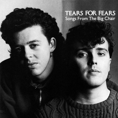 TEARS FOR FEARS SONGS FROM THE BIG CHAIR 180G