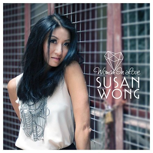 SUSAN WONG WOMAN IN LOVE 180G 2LP