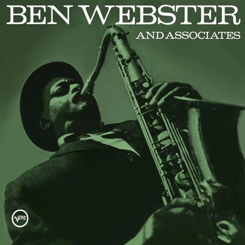 BEN WEBSTER BEN WEBSTER & ASSOCIATES 180G LIMITED EDITION 45RPM 2LP