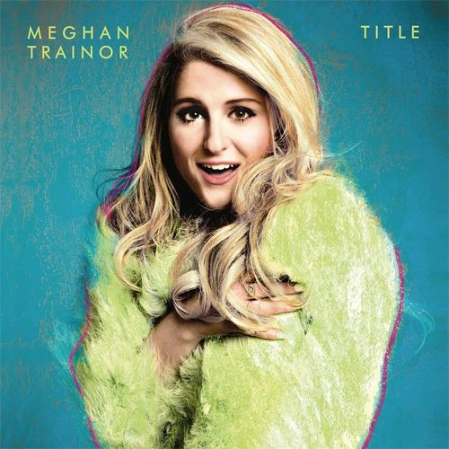 MEGHAN TRAINOR TITLE (COLORED VINYL)
