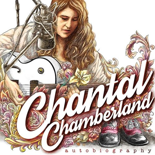 CHANTAL CHAMBERLAND AUTOBIOGRAPHY 180G