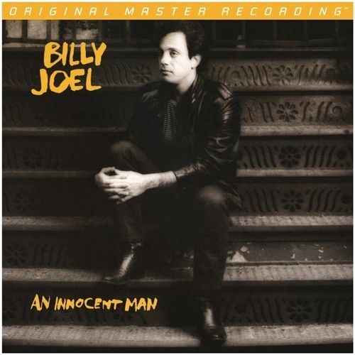 BILLY JOEL AN INNOCENT MAN NUMBERED LIMITED EDITION 180G 45RPM 2LP