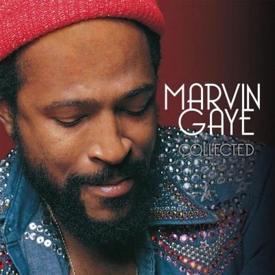 MARVIN GAYE COLLECTED 180G 2LP