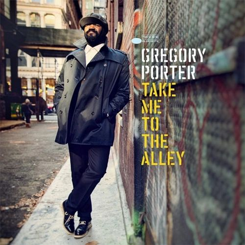 GREGORY PORTER TAKE ME TO THE ALLEY 180G 2LP