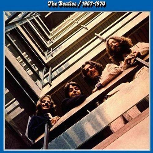 BEATLES 1967 - 1970 (BLUE ALBUM) 180G 2LP (OPTIMAL PRESSING)