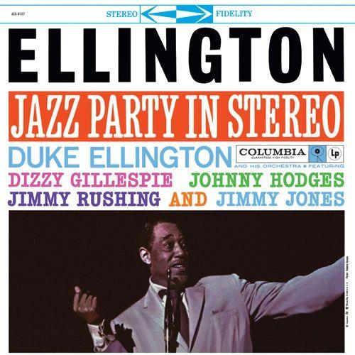 DUKE ELLINGTON JAZZ PARTY IN STEREO 180G