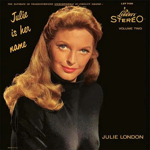 JULIE LONDON JULIE IS HER NAME VOLUME TWO 200G