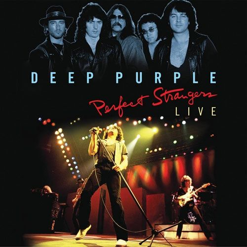 DEEP PURPLE PERFECT STRANGERS LIVE 180G 2LP 2CD DVD