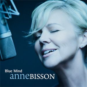 ANNE BISSON BLUE MIND HAND-NUMBERED LIMITED EDITION 180G 45RPM 2LP