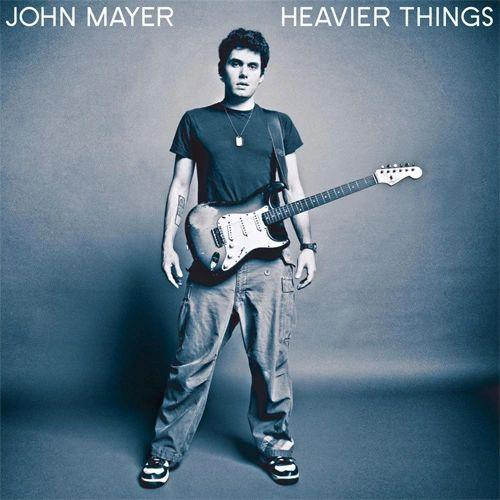 JOHN MAYER HEAVIER THINGS 180G