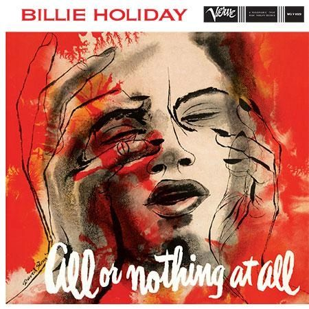 BILLIE HOLIDAY ALL OR NOTHING AT ALL 180G 45RPM 2LP