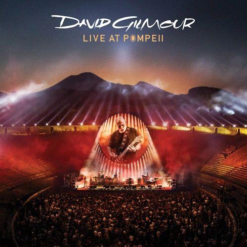 DAVID GILMOUR LIVE AT POMPEII 180G 4LP BOX SET