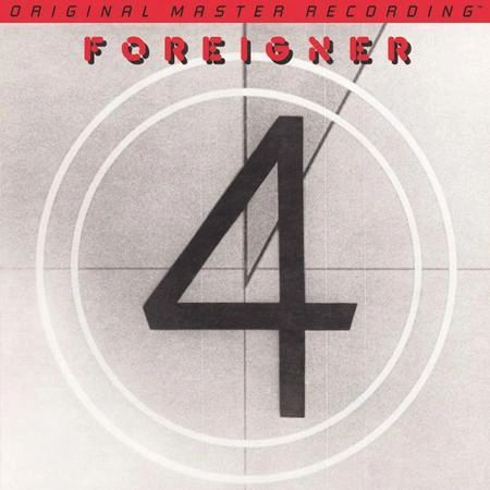 FOREIGNER 4 NUMBERED LIMITED EDITION 180G