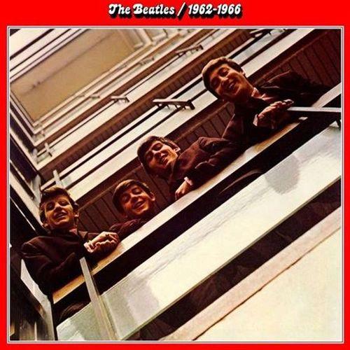 BEATLES 1962-1966 (RED ALBUM) 180G 2LP