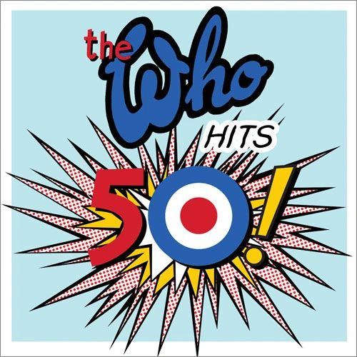 THE WHO THE WHO HITS 50 180G 2LP