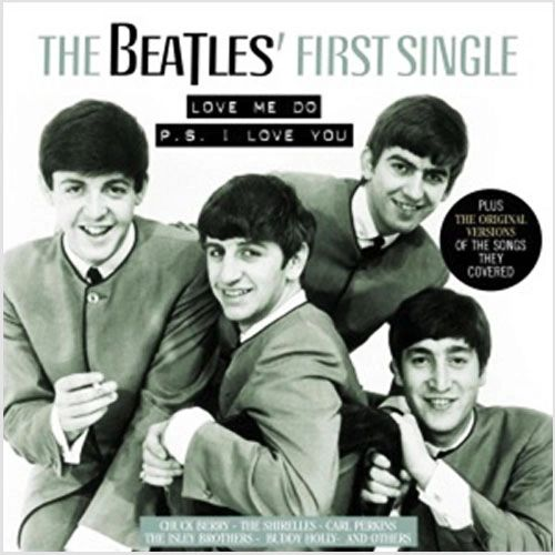 BEATLES THE BEATLES' FIRST SINGLE PLUS THE ORIGINAL VERSIONS 180G