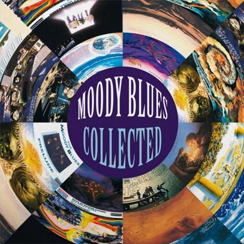 MOODY BLUES COLLECTED NUMBERED LIMITED EDITION 180G 2LP