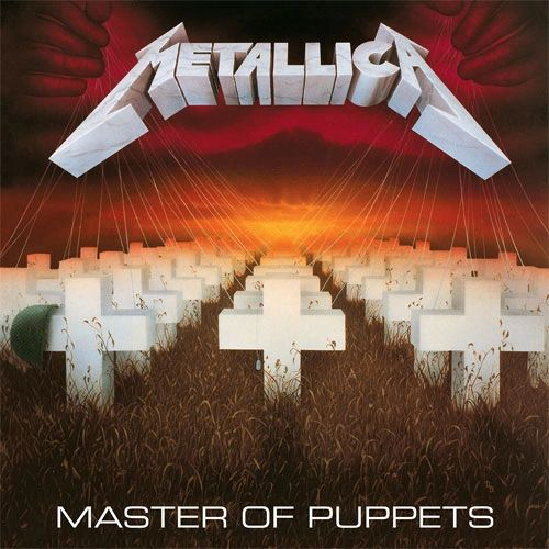 METALLICA MASTER OF PUPPETS 180G (OBEY YOUR REMASTER)