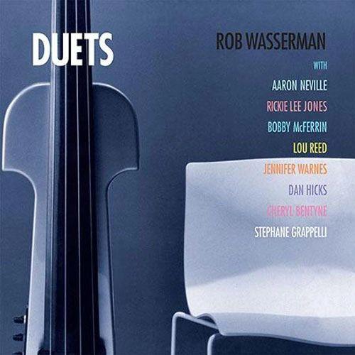 ROB WASSERMAN DUETS 200G