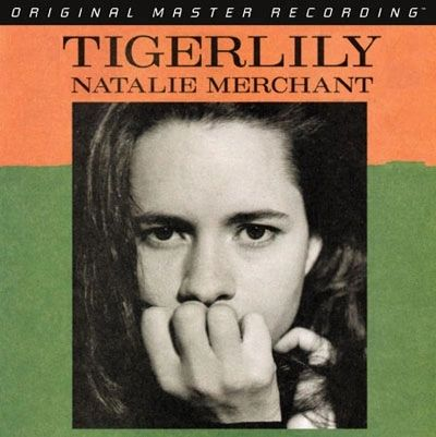 NATALIE MERCHANT TIGERLILY NUMBERED LIMITED EDITION 180G 45RPM 2LP