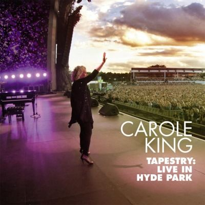 CAROLE KING TAPESTRY: LIVE IN HYDE PARK 180G 2LP