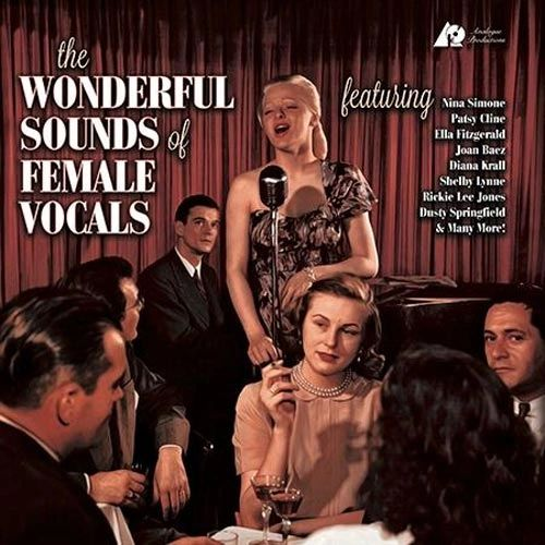 THE WONDERFUL SOUNDS OF FEMALE VOCALS 200G 2LP