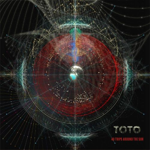 TOTO 40 TRIPS AROUND THE SUN