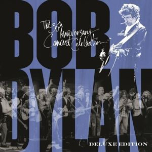 BOB DYLAN THE 30TH ANNIVERSARY CONCERT CELEBRATION: DELUXE EDITION 180G 4LP