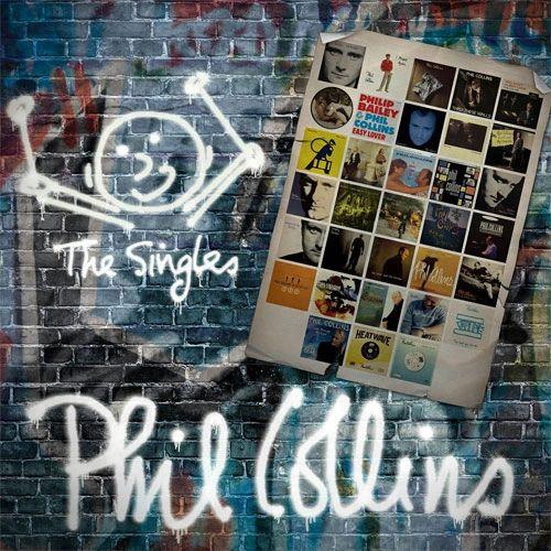 PHIL COLLINS THE SINGLES 2LP