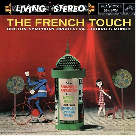 CHARLES MUNCH THE FRENCH TOUCH 200G
