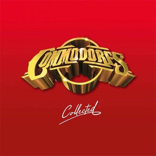 COMMODORES COLLECTED NUMBERED LIMITED EDITION 180G 180G 2LP GOLD & RED VINYL