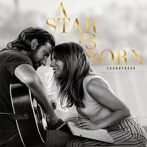 LADY GAGA & BRADLEY COOPER A STAR IS BORN OST 2LP