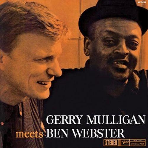 GERRY MULLIGAN & BEN WEBSTER GERRY MULLIGAN MEETS BEN WEBSTER 200G